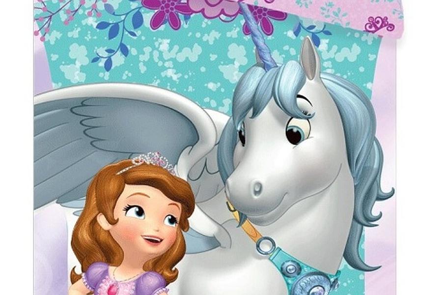 Povlečení Sofia Unicorn 140x200 70x90 140x200 90x70