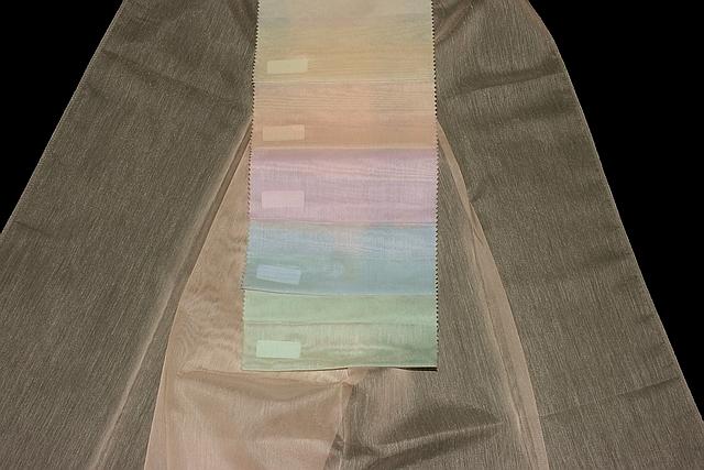 Záclona 50592 300 cm 21 růžová