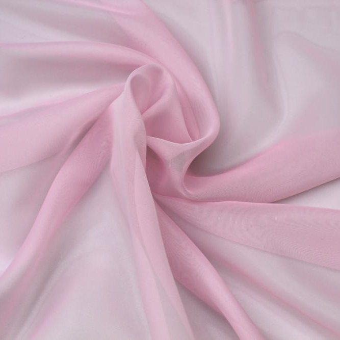 Záclona 50183 - 21 světle růžová Výška: 300 cm 21 světle růžová