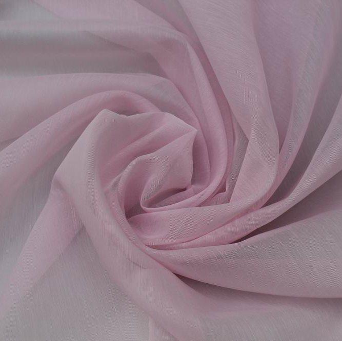 Záclona 50592 - 21 růžová Výška: 300 cm 21 růžová