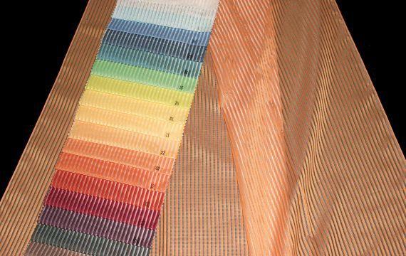 Záclona Drapilux 750 320 cm 08 černá