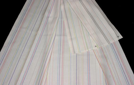 Závěs Drapilux 221 Serie 50 Šíře: 300 cm 55 modrozelenorůžová