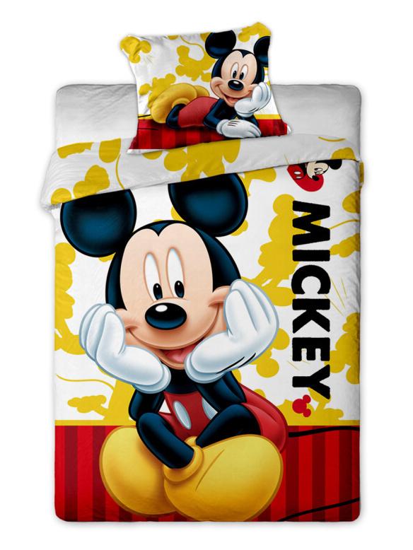 Povlečení Mickey 2015 140x200 70x90 140x200 70x90