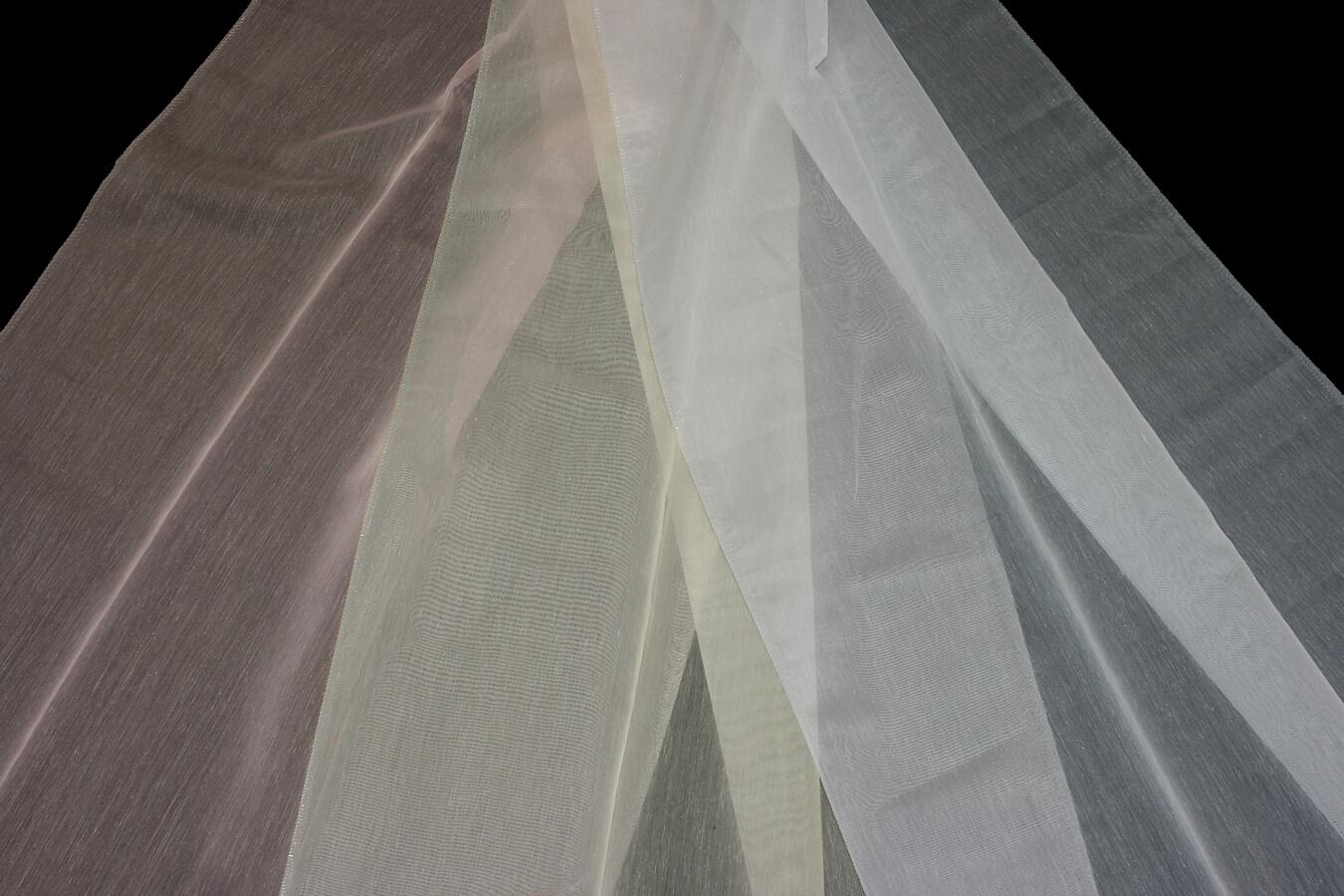 Záclona Bellatrix 300 cm 21 růžová