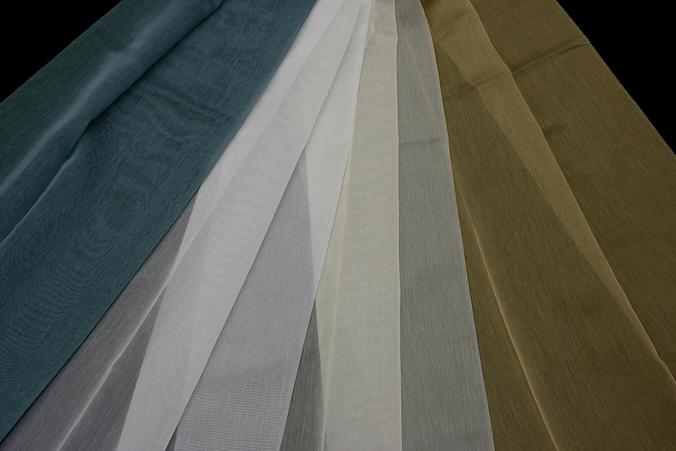 Záclona Kappa Šíře: 300 cm 50 bílá