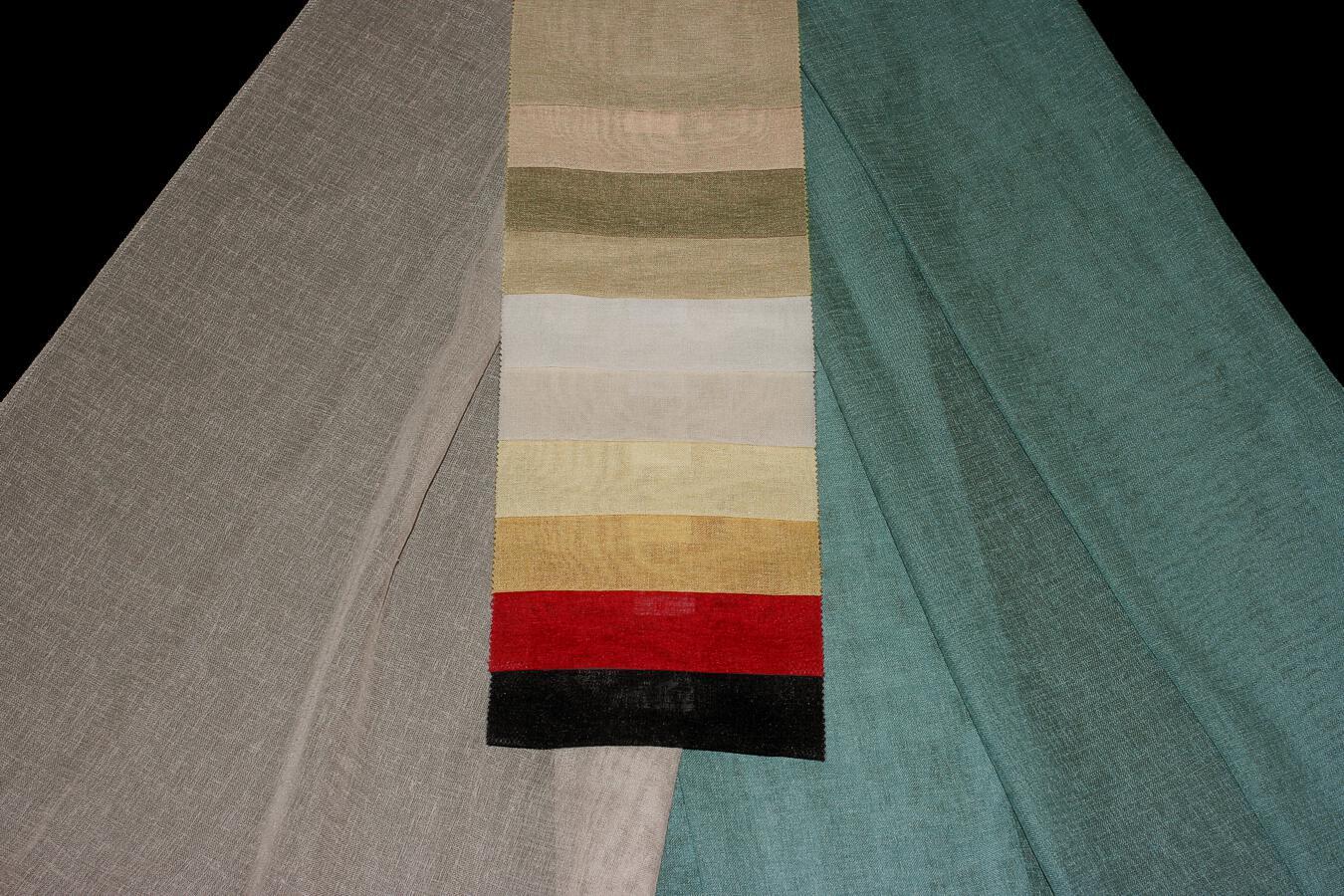 Záclona Maran 121 Výška: 320 cm 82 světle fialová