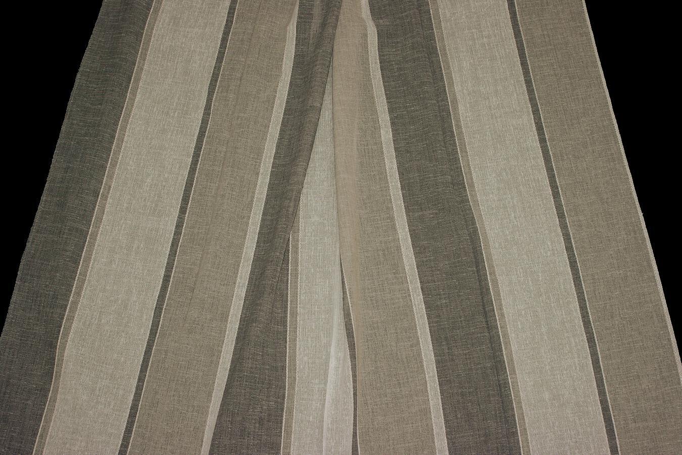Záclona Prescott Šíře: 300 cm 50 šedobílá
