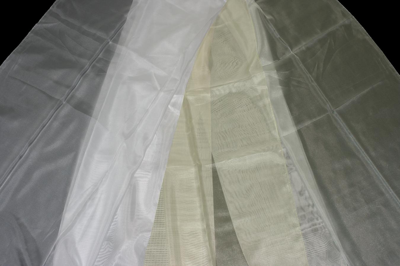 Záclona Sandy Šíře: 295 cm 50 smetanová
