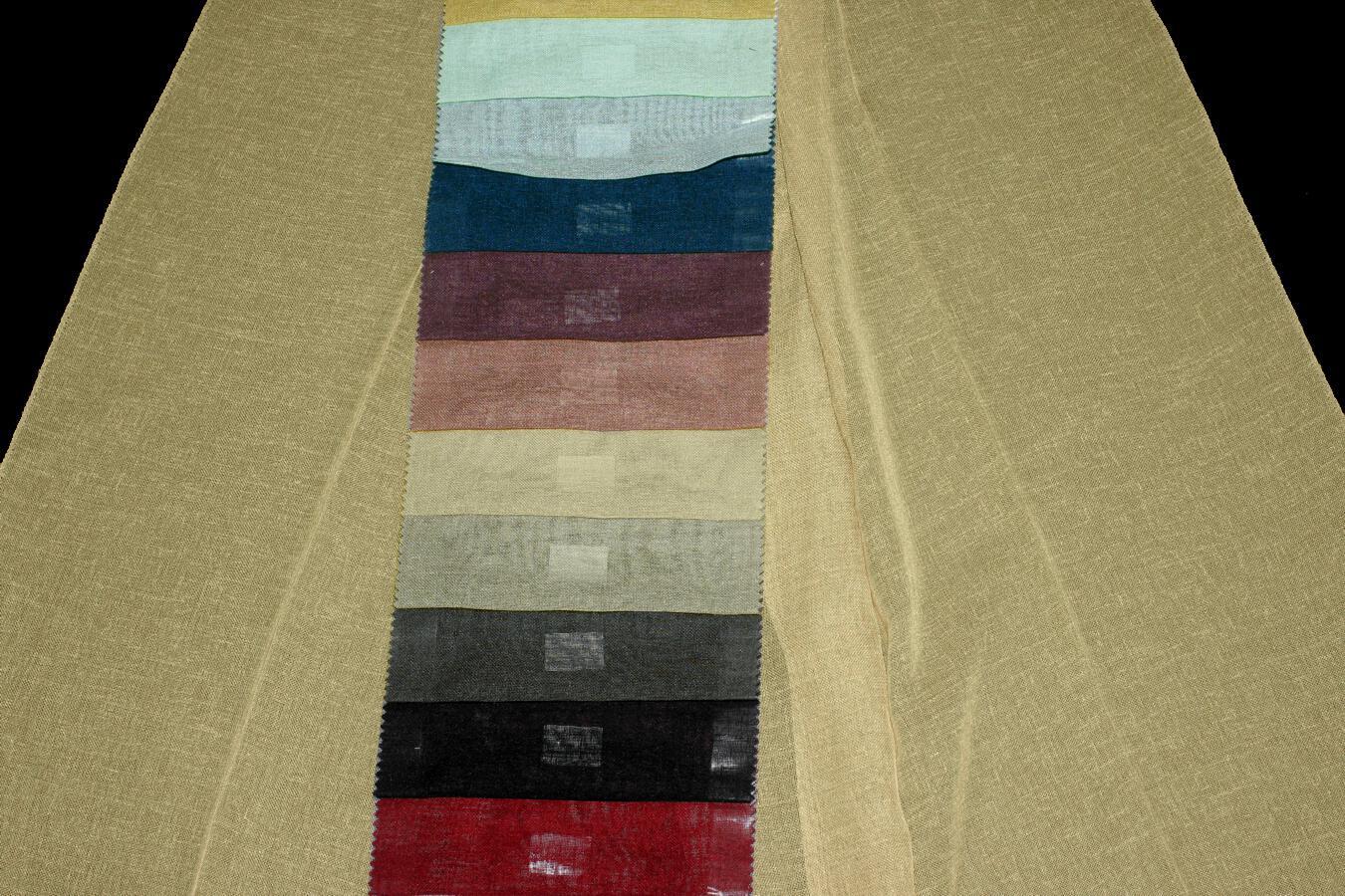 Záclona Freedy 290 cm 90 černá