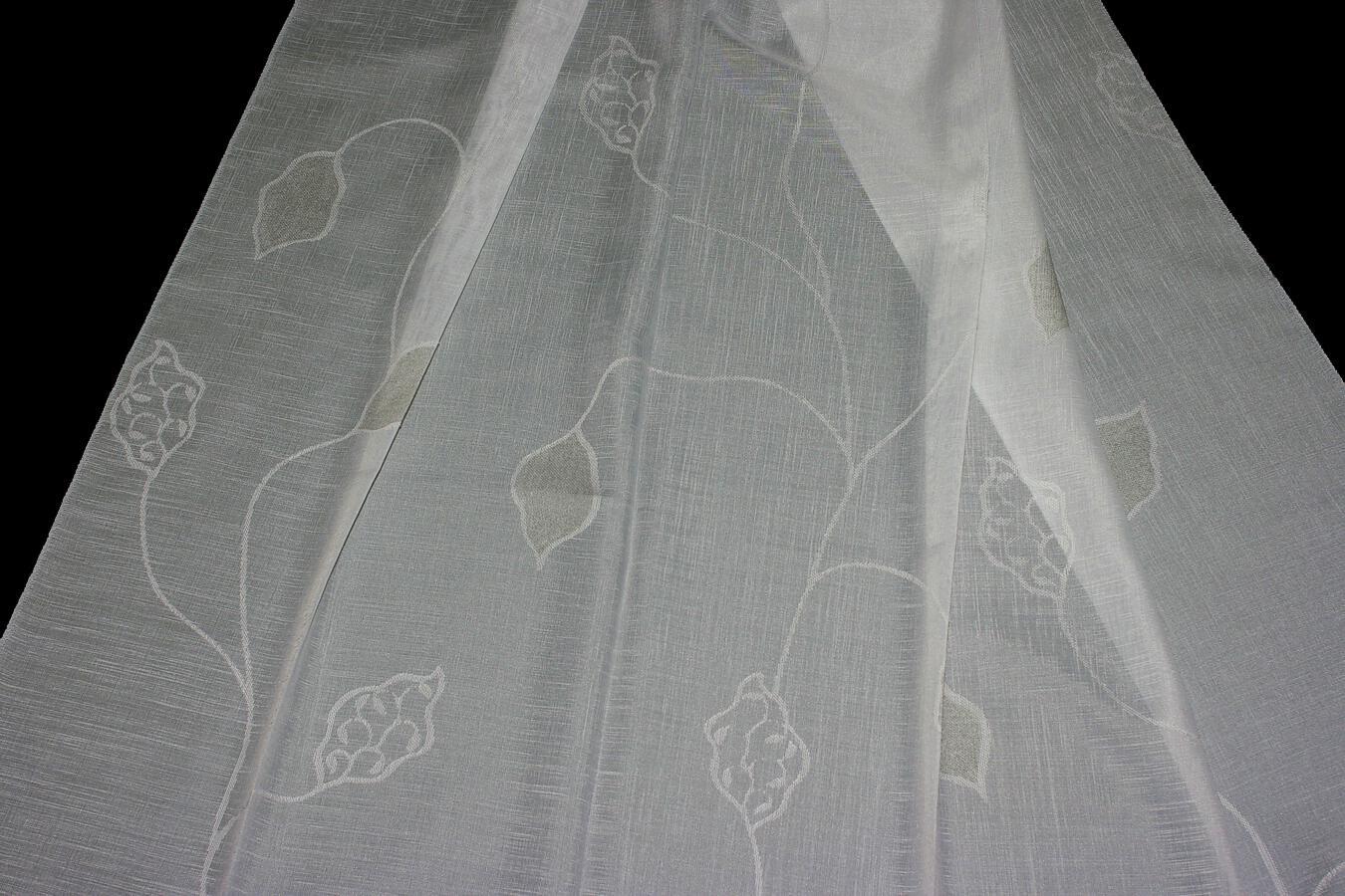Záclona Stella Šíře: 290 cm 50 bílá