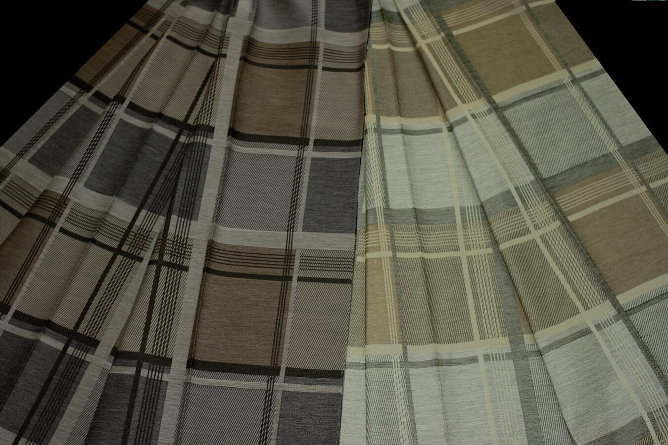Závěs Griffyn Šíře: 280 cm 50 černošedá