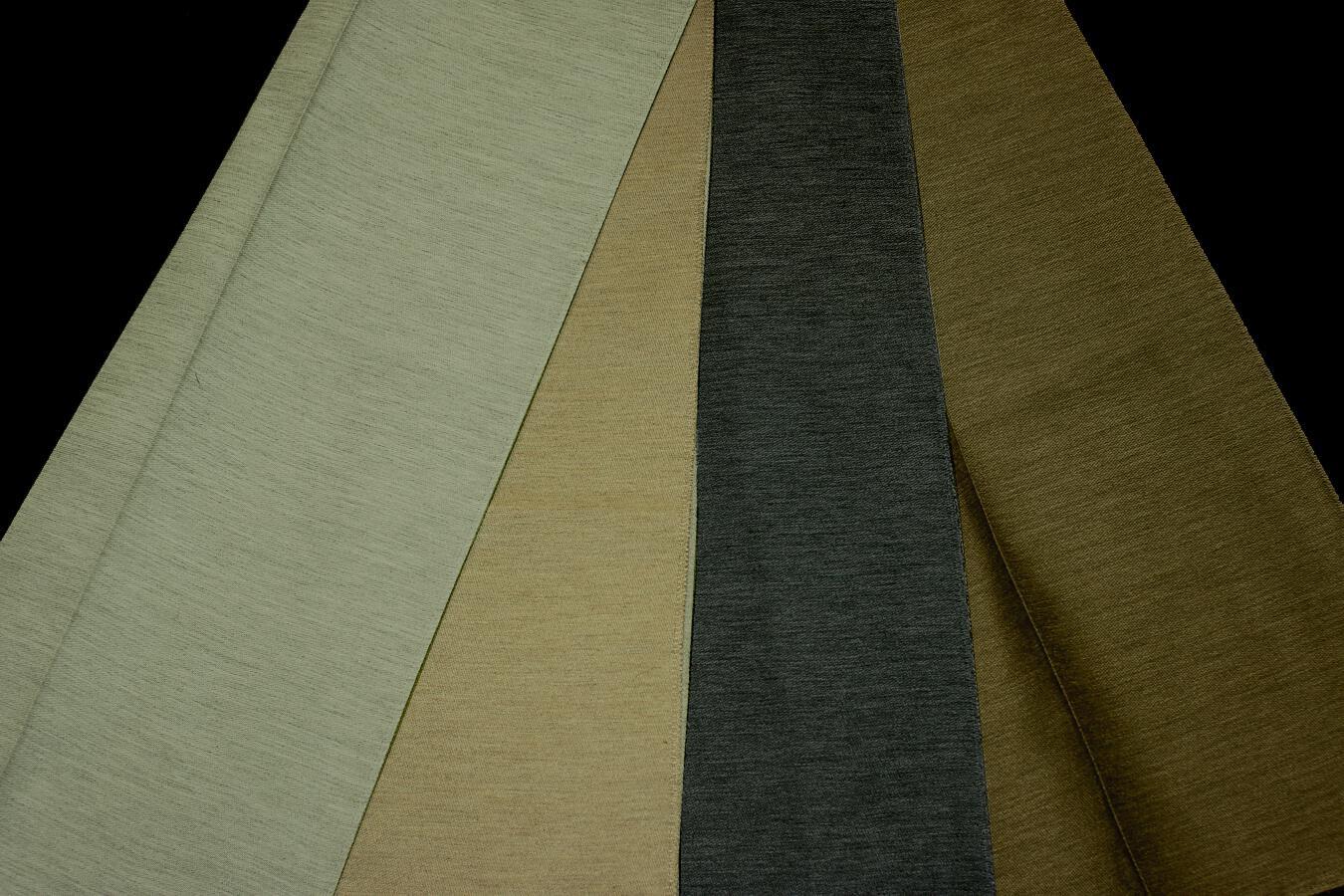 Závěs Nikky Šíře: 280 cm 50 černá