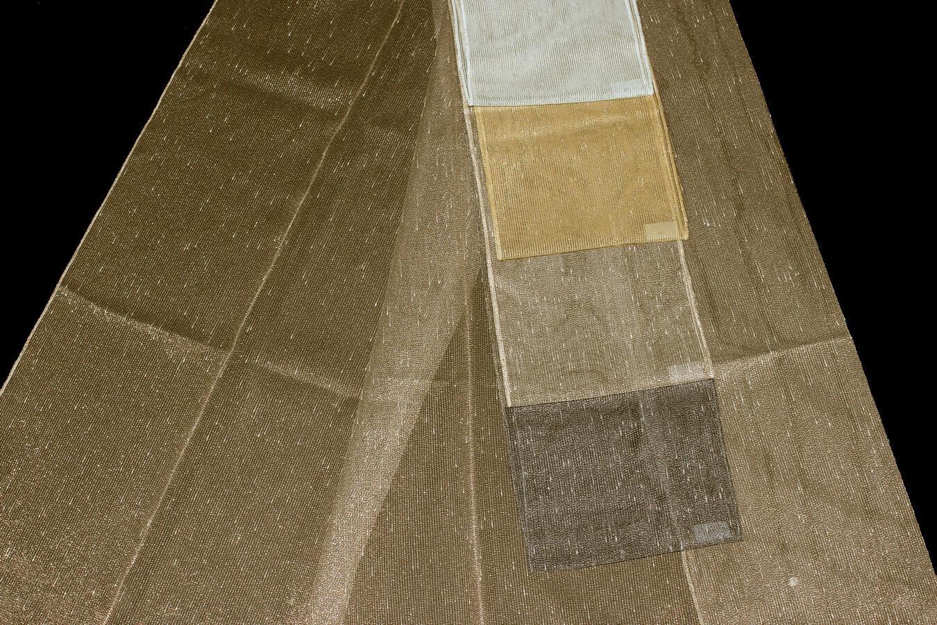 Záclona 924 300 cm s olůvkem 05 černá