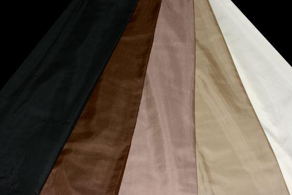 Záclona Layer 142 Výška: 320 cm 10 černá