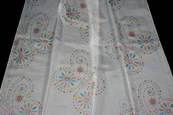 Dětská záclona 2129 300 cm 04 vícebarevná