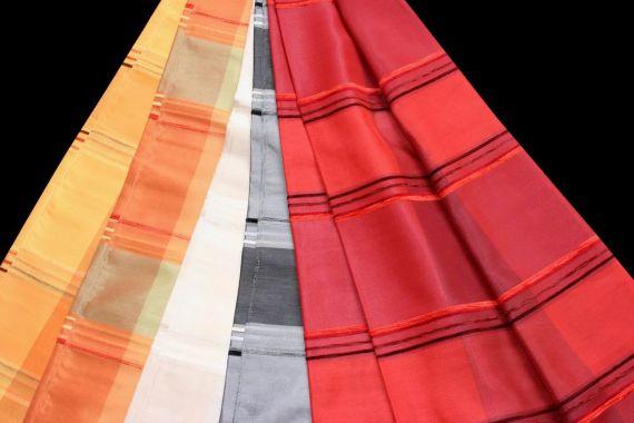 Záclona 9661 140 cm 08 černá